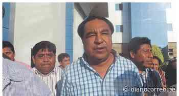 En Olmos, salvan a Willy Serrato de la vacancia - Diario Correo