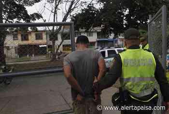 Ladrón de celulares casi es linchado en el barrio Guayabal de Medellín - Alerta Paisa