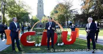 Politische Schwergewichte zu Besuch in Aachen: Erst Jens Spahn, dann Anton Hofreiter - Aachener Zeitung