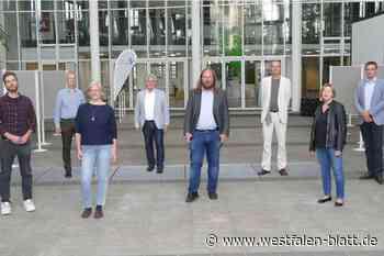 Wolf bringt Leben ins Kreishaus - Westfalen-Blatt