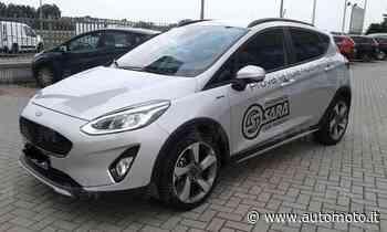Vendo Ford Fiesta Active 1.0 Ecoboost 125 CV Start&Stop nuova a Airasca, Torino (codice 7805668) - Automoto.it