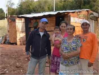 Anciana con 13 hijos clama recuperar tierras heredadas en Capitán Meza - ÚltimaHora.com
