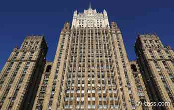 Russia to send note to US embassy over incident in Severodvinsk - TASS