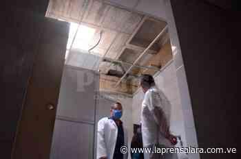 Trabajadores del centinela de Sarare piden reparación de baños - La Prensa de Lara