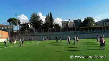 Inaugurato il nuovo campo sportivo di Gambassi Terme - LA NAZIONE