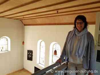 Heike Dilling hat konkrete Pläne in Nenkersdorf: Wohnen in der Kapelle - Siegener Zeitung