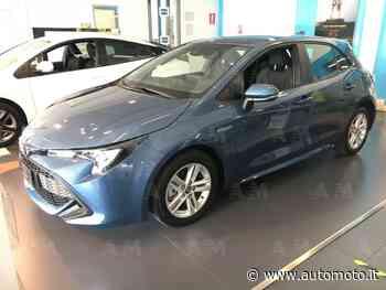 Vendo Toyota Corolla 1.8 Hybrid Active nuova a Torri di Quartesolo, Vicenza (codice 7832163) - Automoto.it