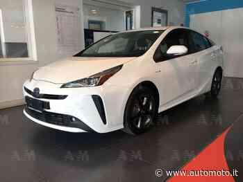 Vendo Toyota Prius 1.8 AWD Lounge nuova a Torri di Quartesolo, Vicenza (codice 7832165) - Automoto.it