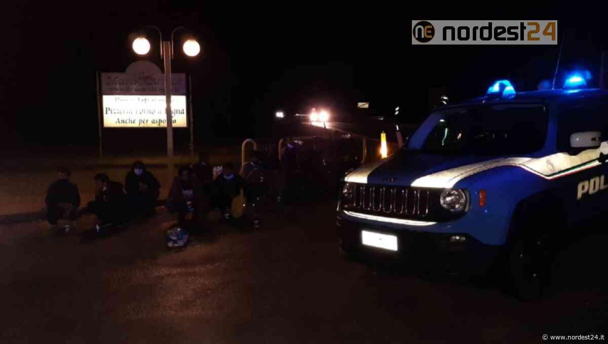 Rintracciati 11 migranti irregolari nella notte a San Giovanni al Natisone - Nordest24.it
