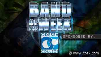 Band of the Week: Pecos Eagles - CBS7 News