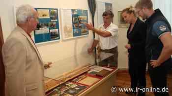 Ausstellungseröffnung: 100 Jahre Kanusport in Spremberg - Lausitzer Rundschau