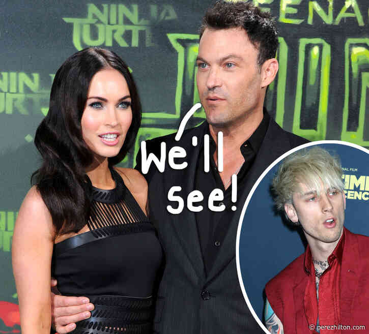 Brian Austin Green Isn't Ruling Out A Reconciliation With Megan Fox: 'Never Say Never'
