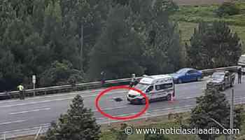 Ciclista aficionada muere en accidente en Hatogrande, Sopó, Cundinamarca - Noticias Día a Día