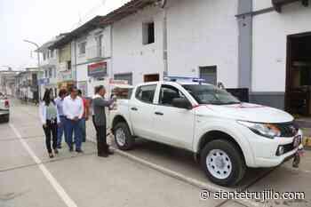 GRLL lleva camionetas a Angasmarca, Quiruvilca y Santiago de Chuco - Siente Trujillo