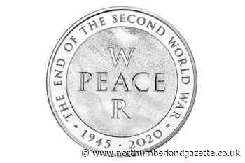 You can get a new limited edition £5 coin to commemorate the end of WW2 - Northumberland Gazette
