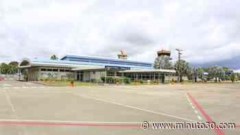 El aeropuerto de Carepa se prepara para su reapertura, la Aeronáutica Civil revisará los protocolos de bioseguridad - Minuto30.com