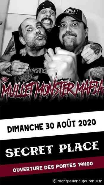 THE MULLET MONSTER MAFIA - Secret Place , Saint Jean De Vedas, 34430 - Sortir à Montpellier - Le Parisien Etudiant
