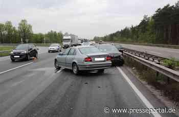 POL-PDKL: A6/Kaiserslautern-Einsiedlerhof, Zu schnell beim Auffahren auf die Autobahn - Presseportal.de