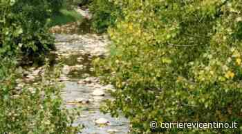 Al via i lavori all'alveo del torrente Chiampo - ilBlog - Corriere Vicentino