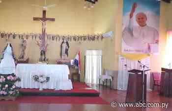 Santa Rosa del Mbutuy honra a su protectora - Nacionales - ABC Color