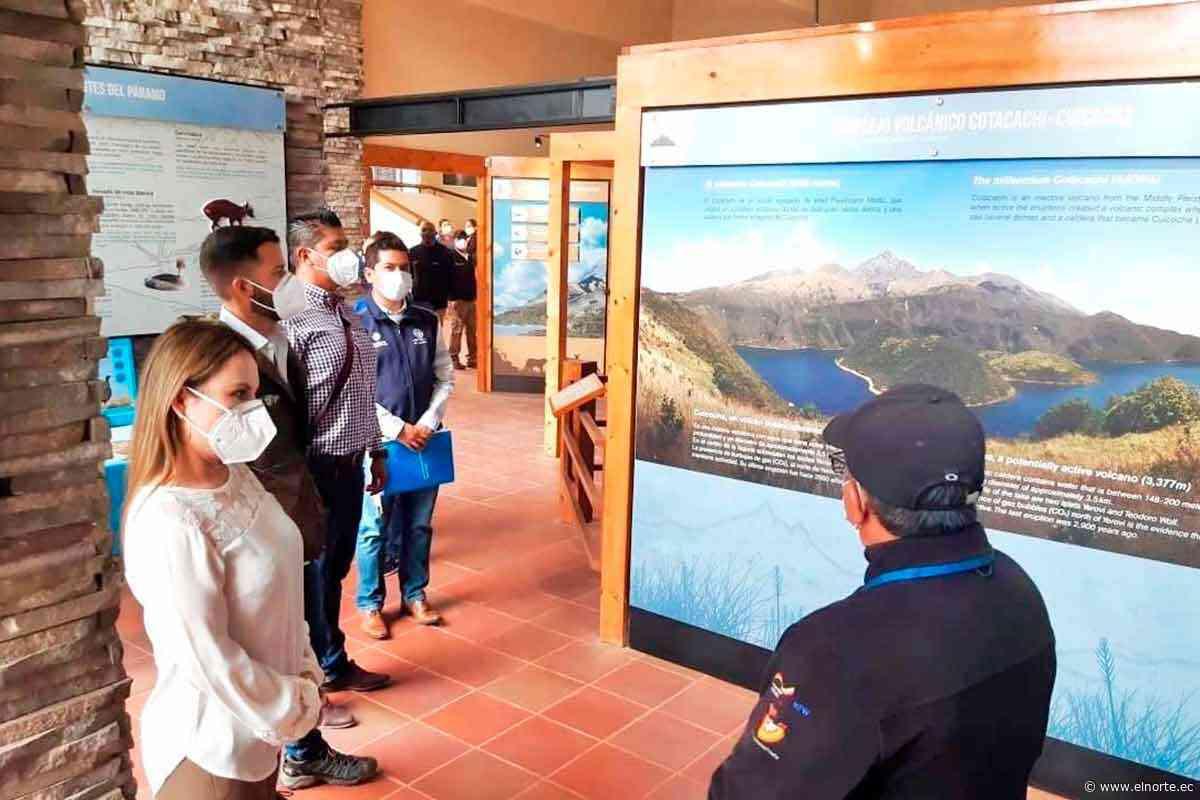 Gobernación reconoció el trabajo de los guardaparques en aniversario del Parque Cotacachi Cayapas - Diario El Norte