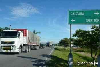 MTC garantiza continuidad y culminación de carretera La Calzada–Soritor - Agencia Andina
