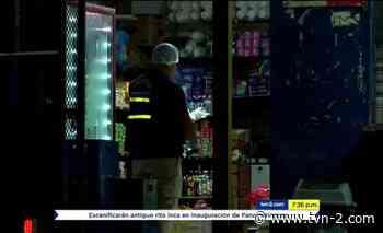 Noticias Policía busca a asesinos de comerciante en Calzada Larga - TVN Panamá