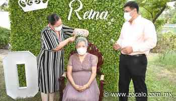 Coronan en Zaragoza a Guadalupe Alonso [Coahuila] - 29/08/2020 - Periódico Zócalo