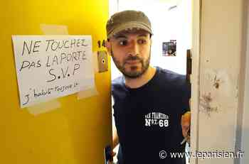 Les derniers résidents du foyer fantôme font de la résistance à Chevilly - Le Parisien