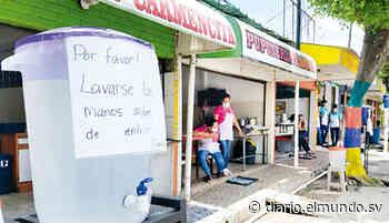 Las planchas de pupusas aún aguardan por comensales en Olocuilta - Diario El Mundo