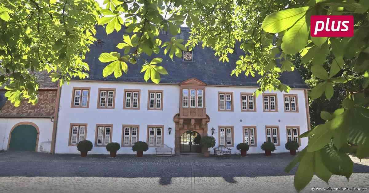 Schlossgeschichten: Schloss Monsheim und seine Kuhkapelle - Allgemeine Zeitung