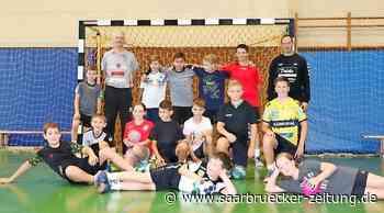 Handball-Partnerschaft zwischen SV 64 Zweibrücken und HWE Waldmohr - Saarbrücker Zeitung