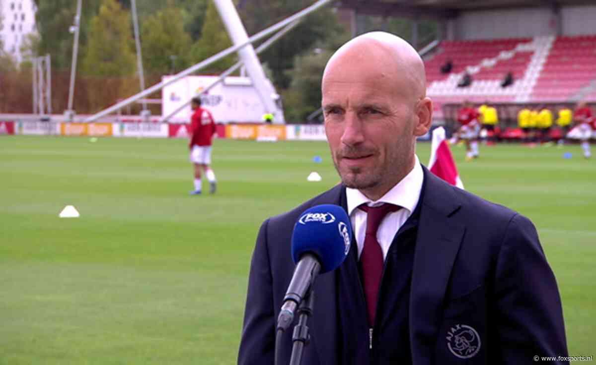 """Van der Gaag mist veel spelers: """"Het eerste is altijd leidend"""" - FOX Sports"""
