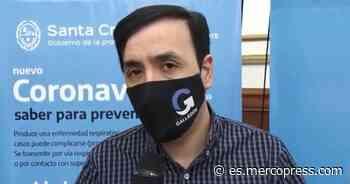 Intendente de Rio Gallegos internado con Covid 19 - MercoPress