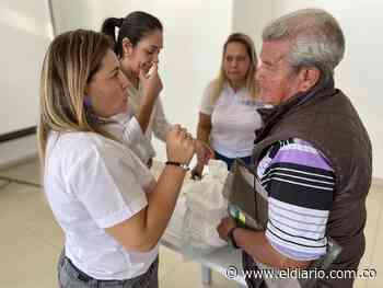 Guática ya tiene PAT aprobado para víctimas de la violencia - El Diario de Otún