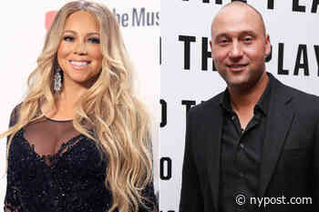 Mariah Carey reveals the two songs she wrote about ex Derek Jeter