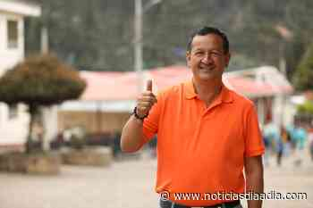 Jaime Humberto Arévalo Villamil electo como alcalde de Sutatausa, Cundinamarca - Noticias Día a Día