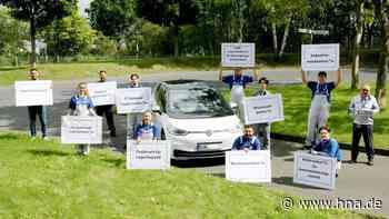 180 Azubis beginnen Ausbildung im Baunataler VW-Werk - hna.de