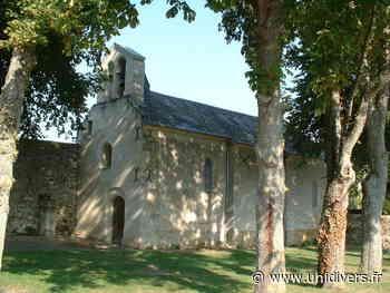 Visite libre de la chapelle Chapelle de Bagneux samedi 19 septembre 2020 - Unidivers