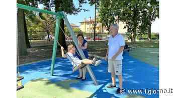 Basiglio, padel nel parco: mugugni sotto rete - ilgiorno.it