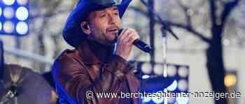 Tim McGraw: Ein Star bleibt auf der Erde - Berchtesgadener Anzeiger