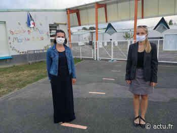 Covid-19 à Saint-Fargeau-Ponthierry. Des mesures pour faciliter la rentrée scolaire - actu.fr