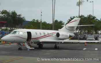Interceptan avioneta con droga en Tenosique; la aseguran en Palenque - El Heraldo de Tabasco