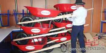La Unidad entregó kits agrícolas a 167 jóvenes en Suratá, Santander - Diario La Libertad