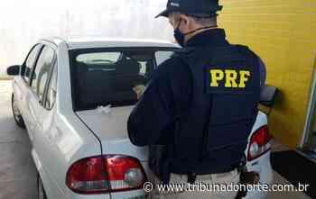 Trio é preso durante fiscalização da PRF na BR-101, em Extremoz - Tribuna do Norte - Natal