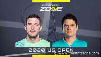 2020 US Open – Leonardo Mayer vs Milos Raonic Preview & Prediction - The Stats Zone