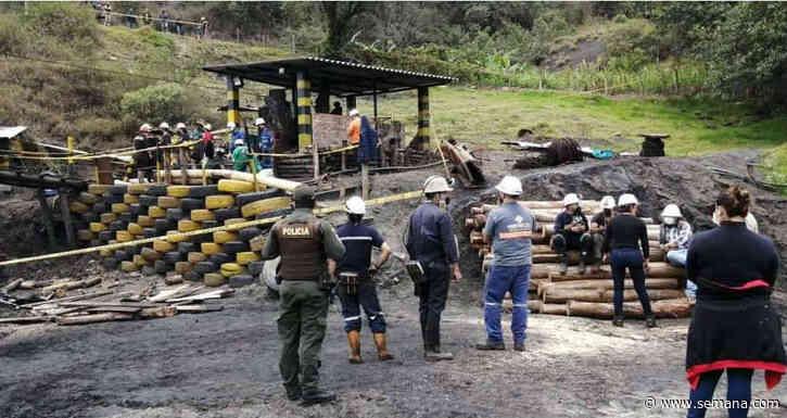 Dos mineros atrapados tras explosión en mina de carbón de Socha (Boyacá) - Semana.com
