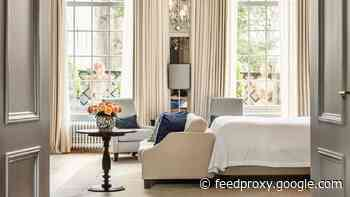 Waldorf Astoria Amsterdam opens the Mayors Residence