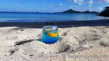 """Cheers to the """"Lift-Off"""" signature cocktail in Antigua and Barbuda"""