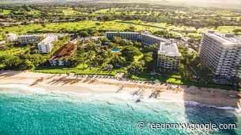 Kaanapali Beach Hotel makes the most of the Covid shutdown
